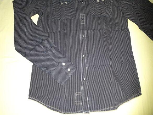 Bershka Нова мъжка риза