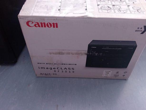 Canon принтер - сканер