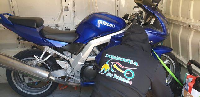 Transport - marfa si asistenta moto, scutere, atv - tractari