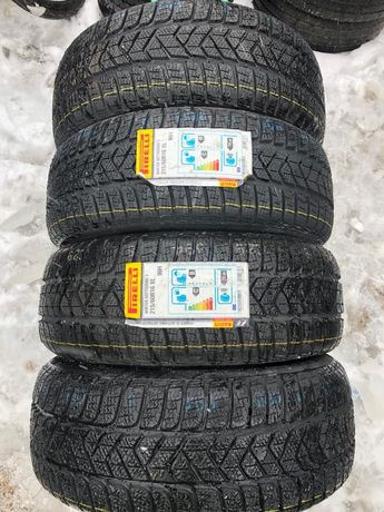 215/60 r16 Pirelli de iarna 4 buc