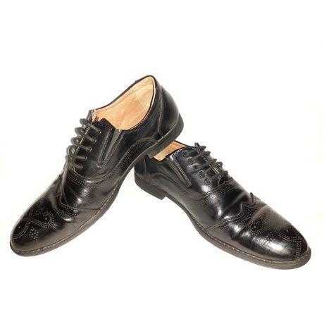 Туфли из натуральной кожи!