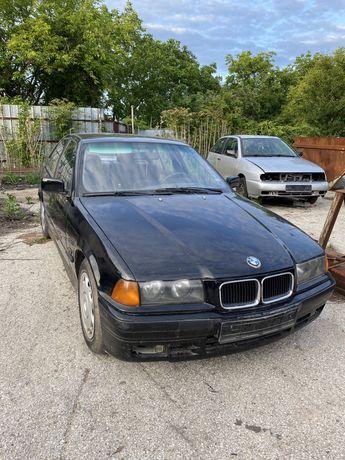 BMW E36 318i m43b18 НА ЧАСТИ