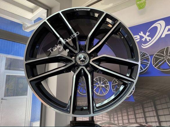 """21"""" Джанти за Мерцедес AMG GLE Coupe /GLE/GLS/C167/C292/V167/X167"""