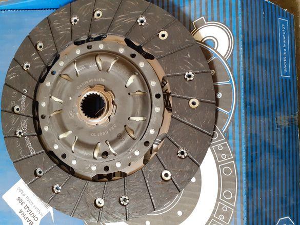Феродов диск за Алфа Ромео  2,4 jtd 175к.с. - нов.  .  .