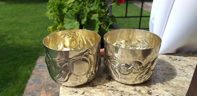 2 Pahare din Argint