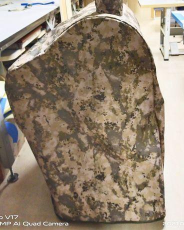 Чехол для гриля из ткани с водоотталкивающей пропиткой