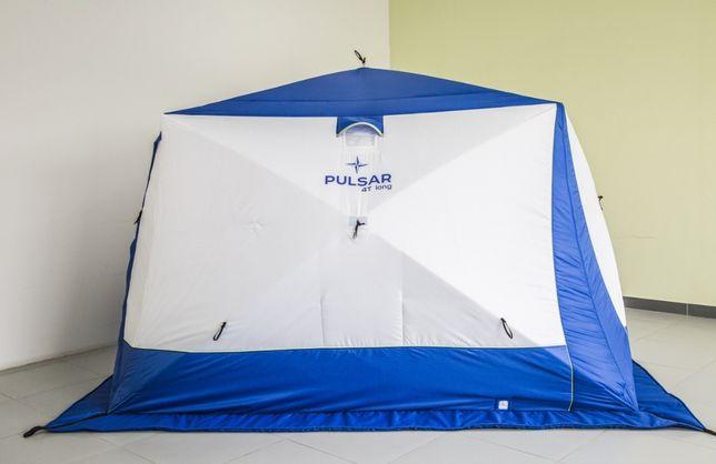 Зимняя трехслойная палатка PULSAR 4T Long пр-во Россия в г.Нур-Султан