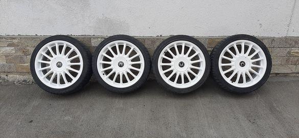 Джанти SM 17цола , 4х100 , 7j , et45 , 205/40/17 , Honda , Rover Mini