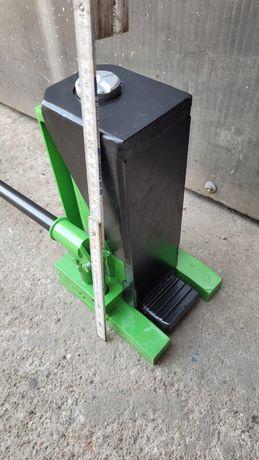 cric hidraulic 10 tone nou garda joasa ridicare utilaje grele joase