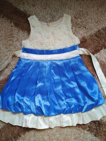 Платье 3-4годика