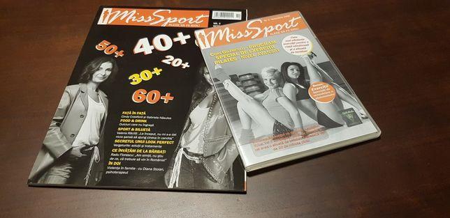 DVD si revista Miss Sport