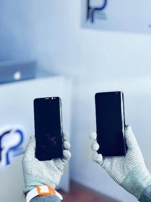 Inlocuire sticla Samsung j4/j4+ j5 j6 j7 !!! Timisoara - imagine 1