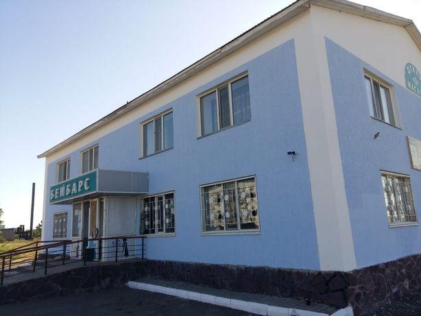 Продам продуктовый магазин с кафе,с сауной и гостиницей г. Державинск