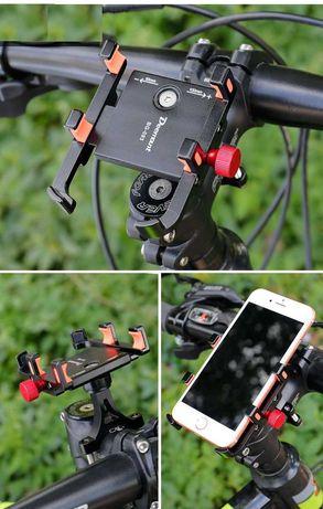 Металлический держатель телефона на велосипеде/электросамокате/скутере