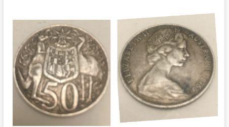 Monedă Elizabeth II