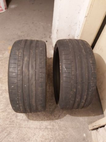 Гуми Continental Sport contact 6 R20/255/30