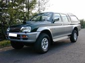 Mitsubishi l200 2.5td на части