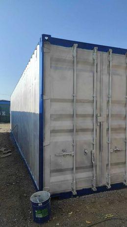 Контейнеры 40-ка тонник Морские и ЖД, в Наличии.