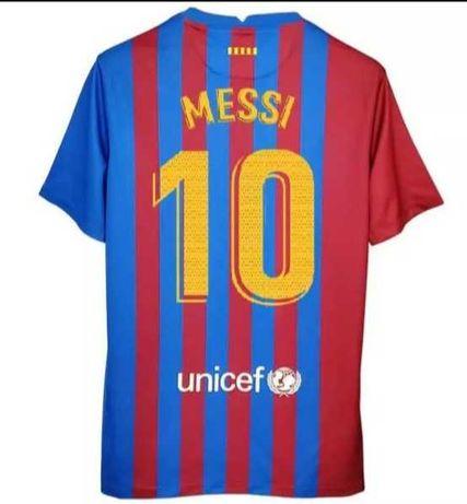 MESSI + Топка  New 2022г Детски Екип Меси Барселона сезон 21/22г Барса