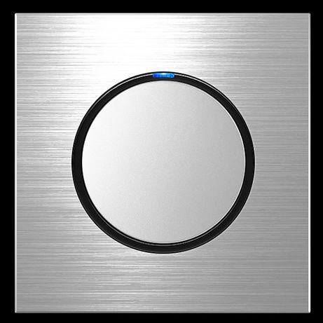 Комнатный выключатель нажимной (1, 2, 3, 4 кнопки)