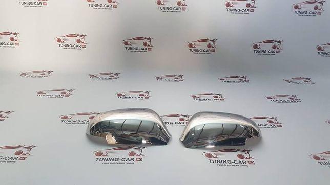 Capace oglinzi inox Audi 4 2001-2008