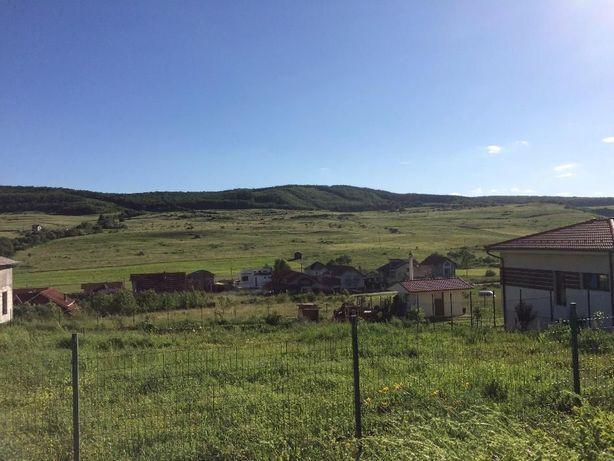 PROPRIETAR vand teren intravilan la iesire din Cluj, Chinteni 1020mp