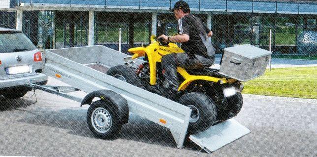 Remorca Humbaur Basculabil 750 kg Quad ATV