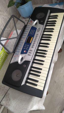 Синтезатор музыка хобби фортепиано пианино для детей подарок игрушка