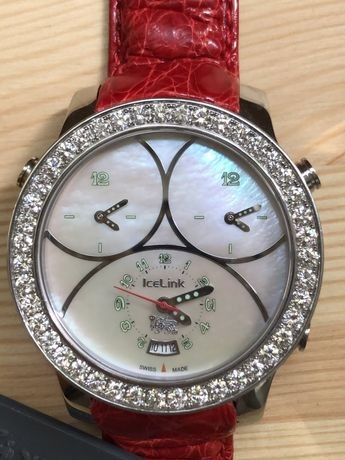 Продам часы Ice Link новые.
