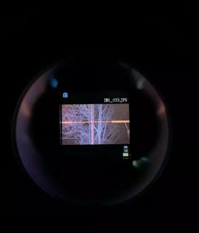 Night vision pentru luneta - vanatoare