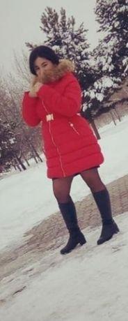 Зимняя куртка и Зимние сапоги