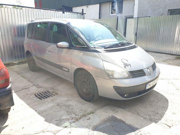 Renault espace diesel 7 locuri clima