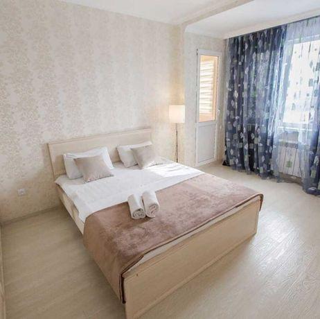 Квартира посуточно на Розыбакиева Утепова в Жк Новый Мир рядом Мега