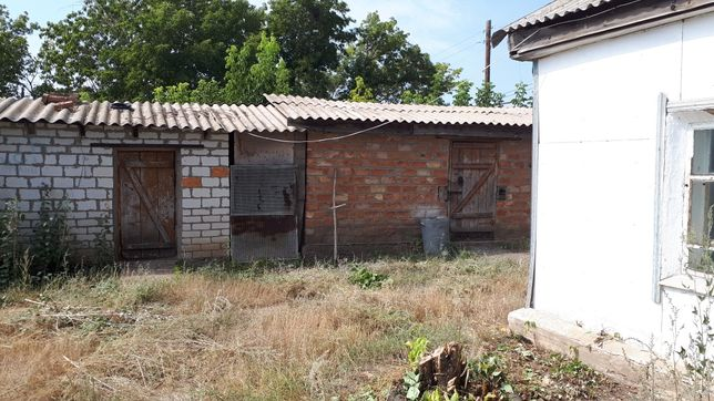 Продам газифицированный дом в п.Бурлин