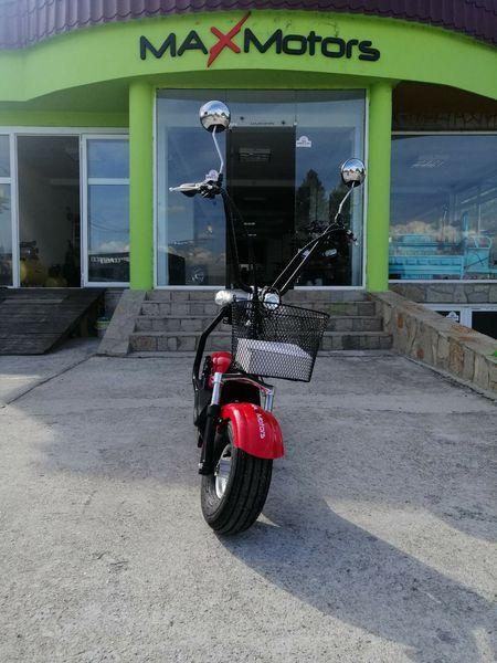 Електрически СКУТЕР City Harley Maxmotors 1200wNEW MODEL гр. Хасково - image 1