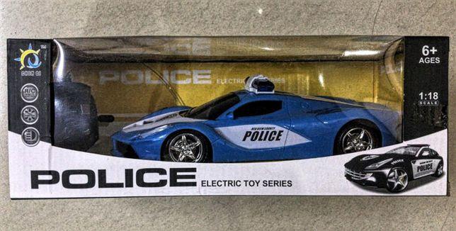 Машинка модель Police на радиоуправлении 1:18 модель CQ-020