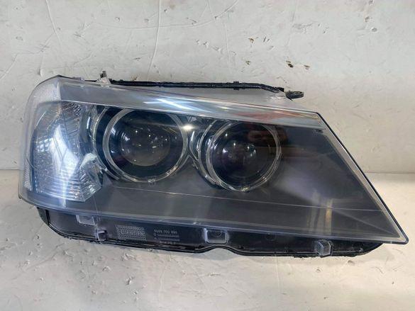 Десен фар BMW X1 desen far бмв х1