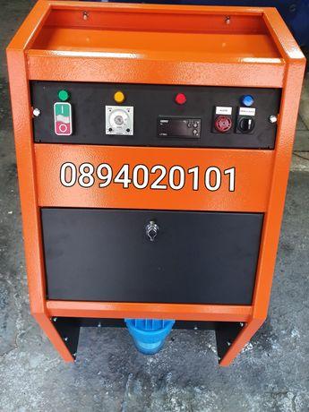 Машинно почистване  на отоплителна система  на авомобила