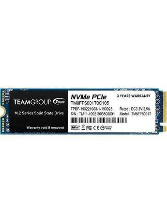 SSD NVMe, PCI Express 3.0 Team Group TM8FP6001T0C101 1Tb