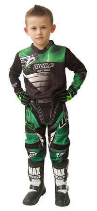 Costum motocross atv copii Forte Wulfsport-si in rate fixe prin TBIpay