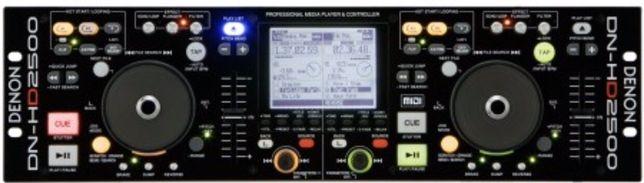Consola Denon hd2500