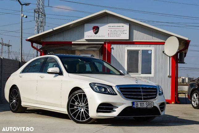 Mercedes-Benz S PREDARE LEASING Mercedes Benz S 400 d 4M LONG, AMG, 340 HP.