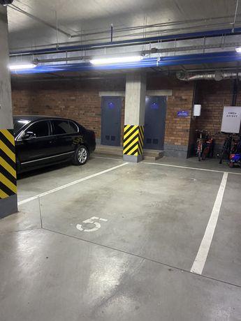 Паркинг в ЖК Арнау-7 за полтора миллиона