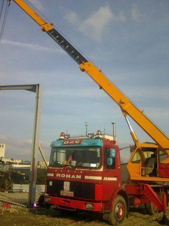 Vand automacara 13 tone