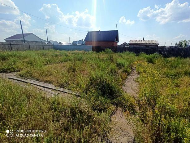 Продам землю в Казахстанце Октябрьское