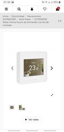 Schneider Electric Wiser Air WiFi smart thermostat