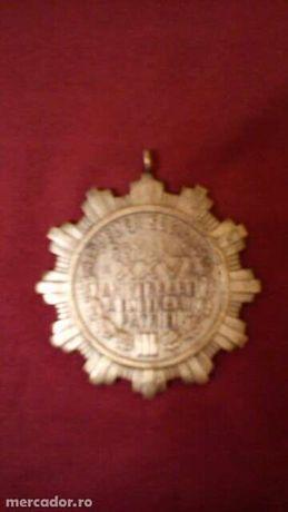 Medalia a XXV a aniversare a eliberării Patriei