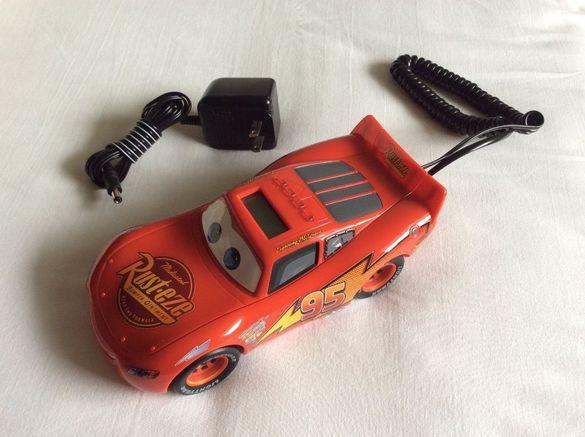 Домашен, стационарен телефон Lightning McQueen