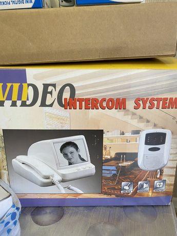 Видео система процесор с 4 камерами