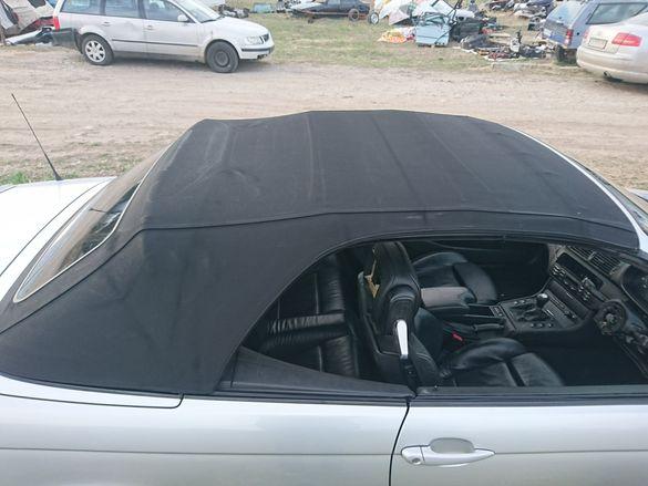 е46 Мек таван БМВ КАБРИО BMW e46 cabrio